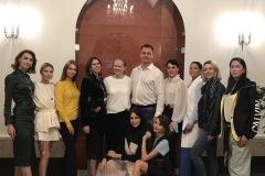 Выступление на форуме в Сочи